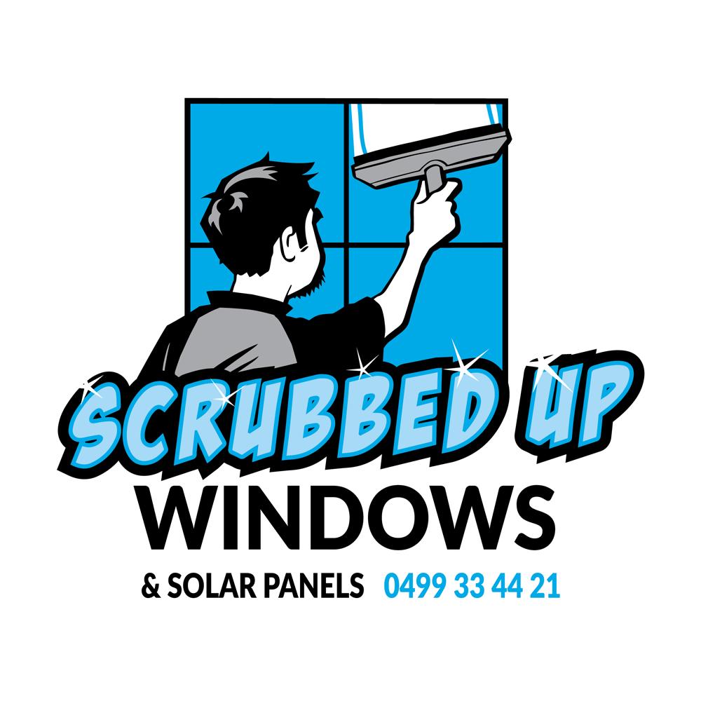 scrubbed up windows logo