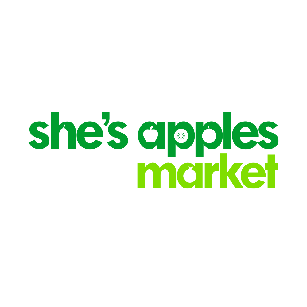 shes apples logo