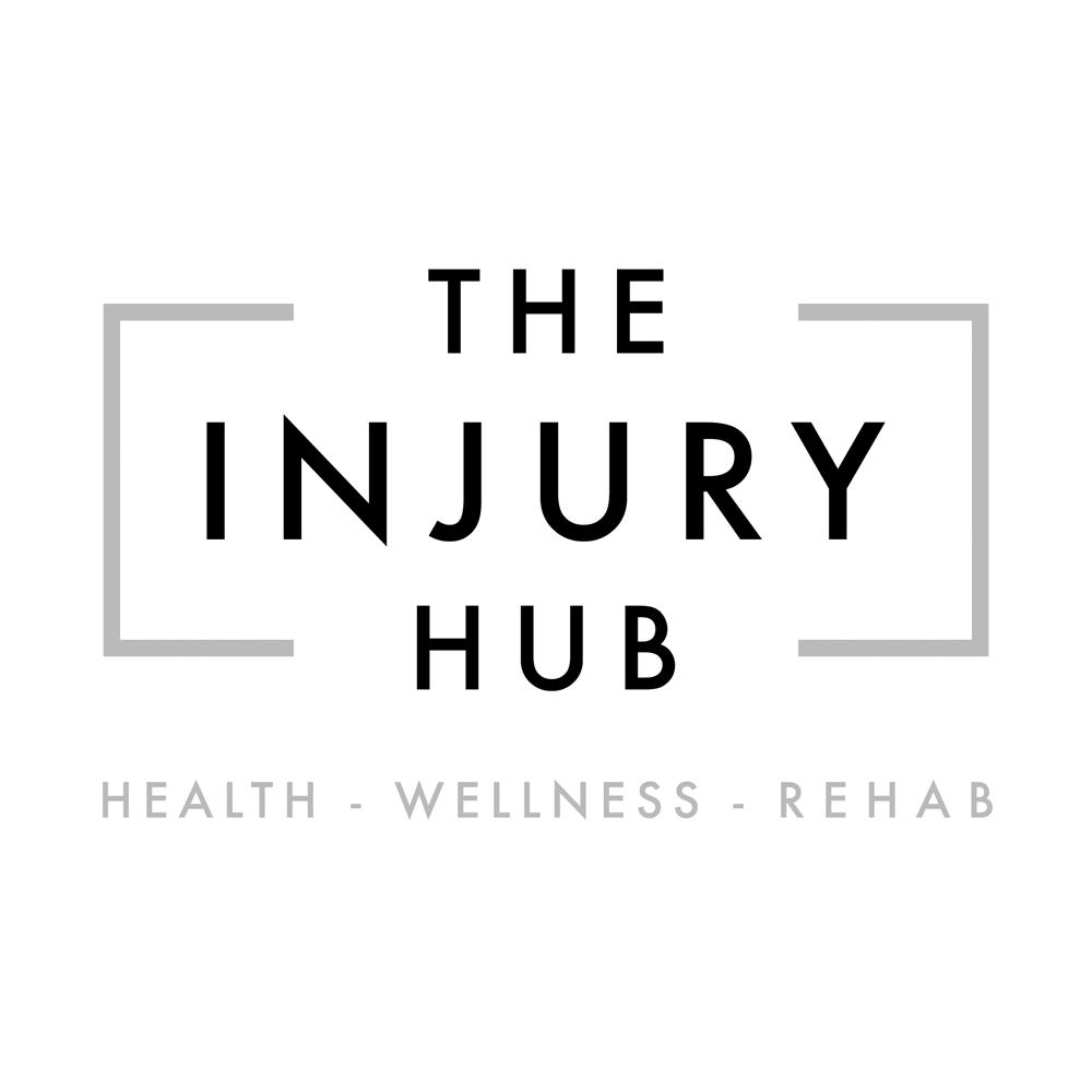 the injury hub logo